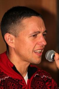 Poetry Slam 09.12.2014 Suse Fritzenschaft